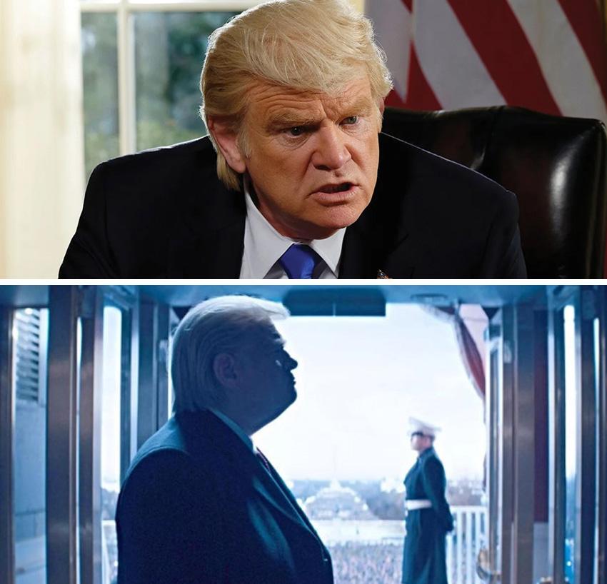 Phim về Tổng thống Mỹ Donald Trump khiến khán giả choáng vì diễn viên giống hệt - 1