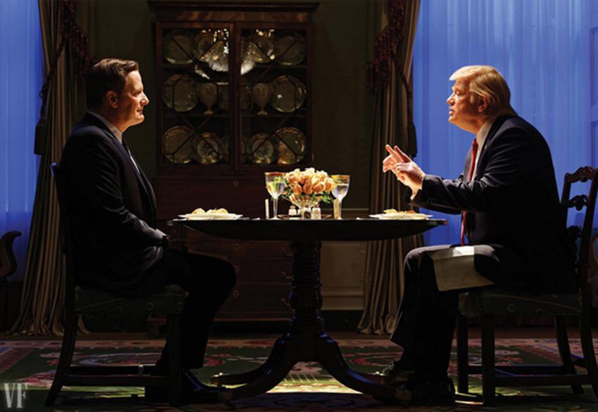 Phim về Tổng thống Mỹ Donald Trump khiến khán giả choáng vì diễn viên giống hệt - 5
