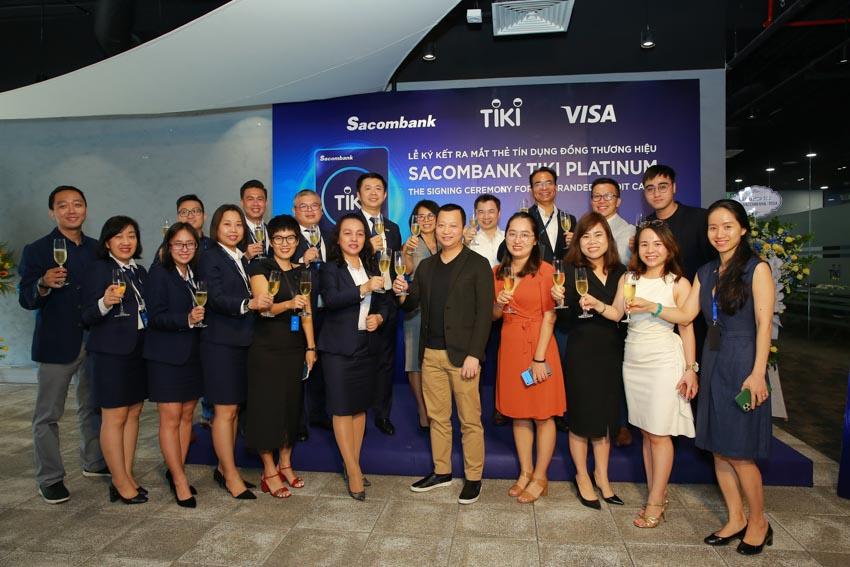 Thẻ tín dụng Sacombank Tiki Platinum - giải pháp mua sắm thông minh -2