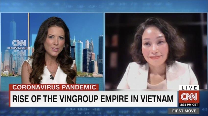 Tiêu chí nào để 'lên sóng' chương trình First Move của CNN? -3