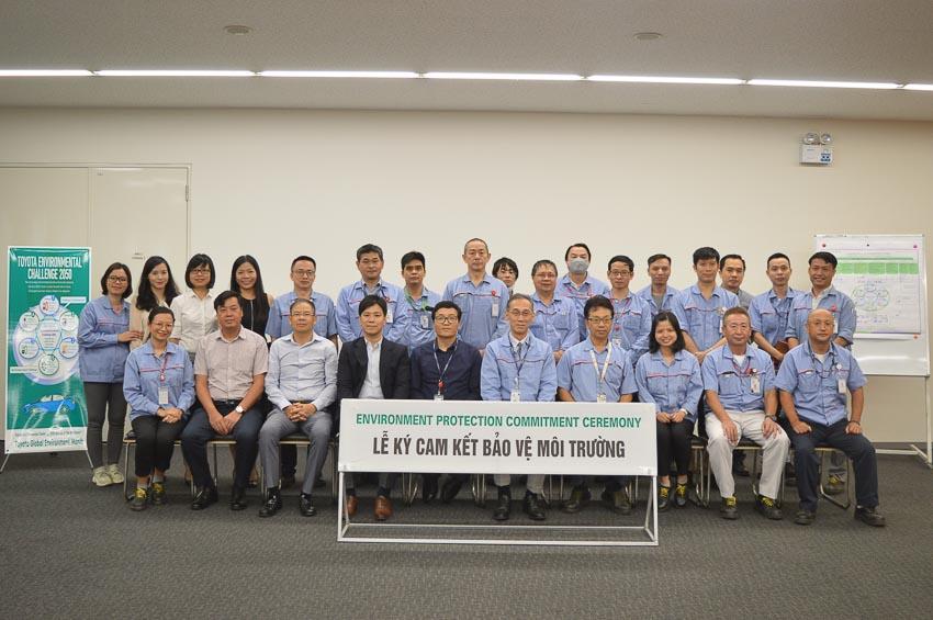 Toyota Việt Nam: Sản xuất kinh doanh gắn với bảo vệ môi trường - 2