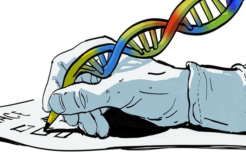 Trong thế giới phức tạp của các công ty thử ADN -2
