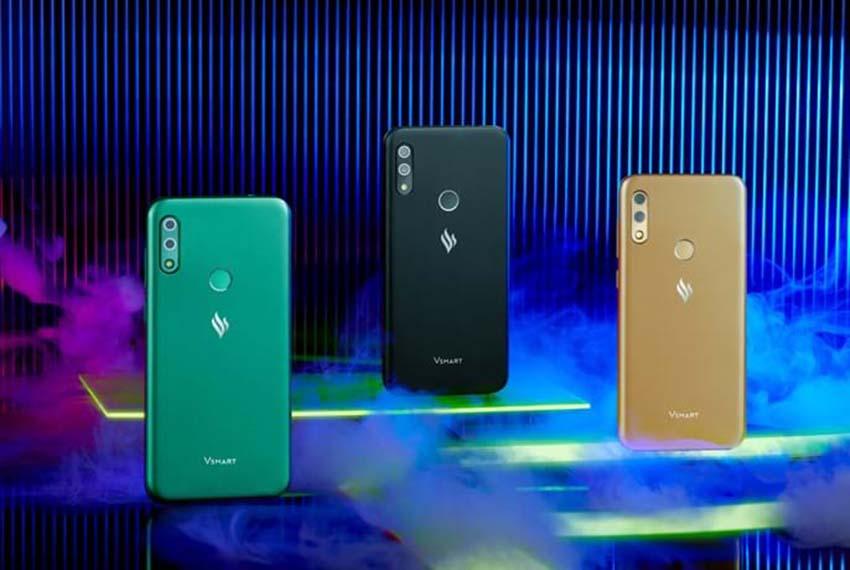 VinSmart ra mắt mẫu điện thoại thông minh mới, giá từ 2 triệu đồng -2