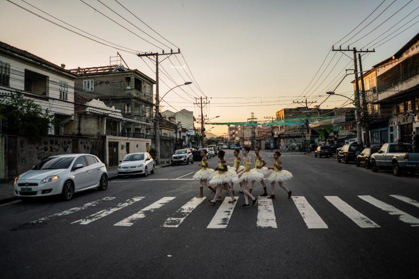 Vũ điệu ballet trong khu ổ chuột -1