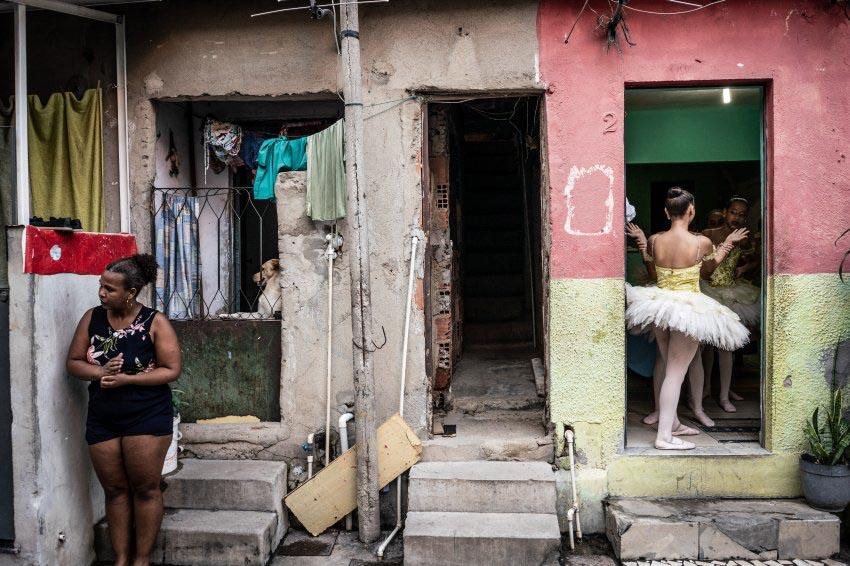 Vũ điệu ballet trong khu ổ chuột -5