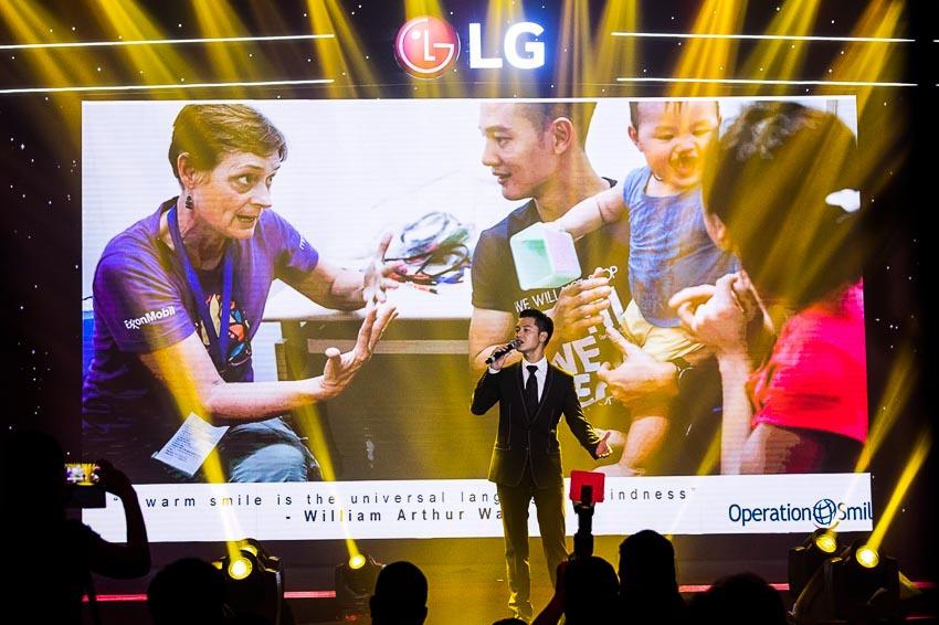 """LG Việt Nam đấu giá TV OLED 8K đầu tiên trên thế giới, dành tặng 1,5 tỷ đồng cho tổ chức """"Phẫu thuật nụ cười"""" - 3"""