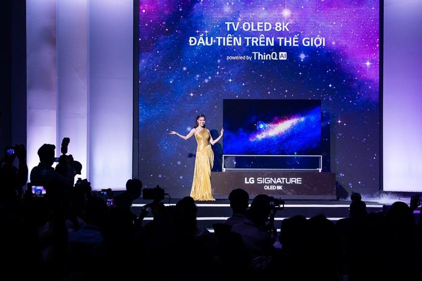 """LG Việt Nam đấu giá TV OLED 8K đầu tiên trên thế giới, dành tặng 1,5 tỷ đồng cho tổ chức """"Phẫu thuật nụ cười"""" - 4"""