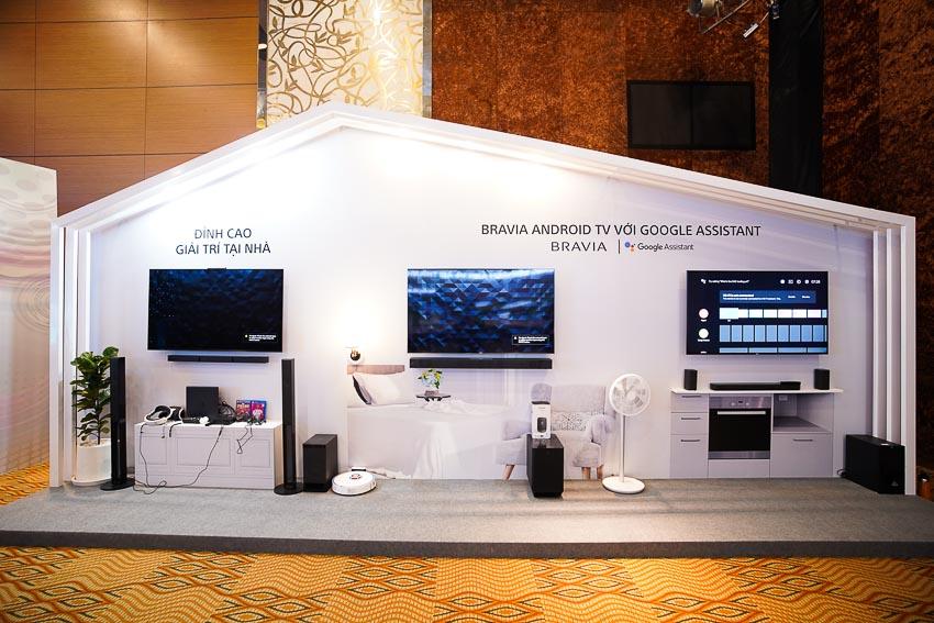 Sony trình làng loạt TV Sony Bravia cao cấp mới 2020 tại Việt Nam - 1