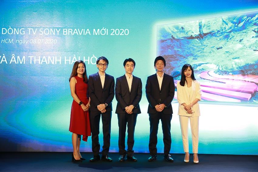 Sony trình làng loạt TV Sony Bravia cao cấp mới 2020 tại Việt Nam - 10