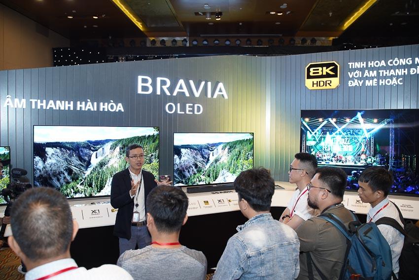 Sony trình làng loạt TV Sony Bravia cao cấp mới 2020 tại Việt Nam 12