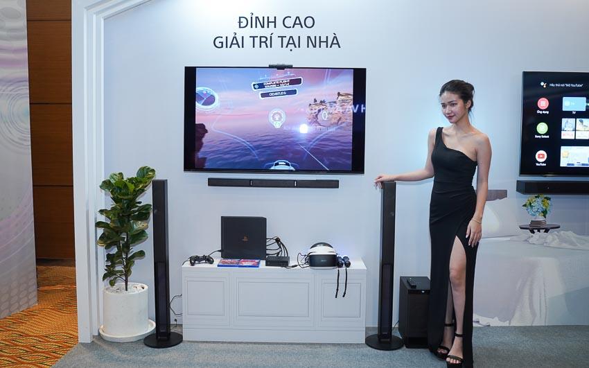 Sony trình làng loạt TV Sony Bravia cao cấp mới 2020 tại Việt Nam - 13