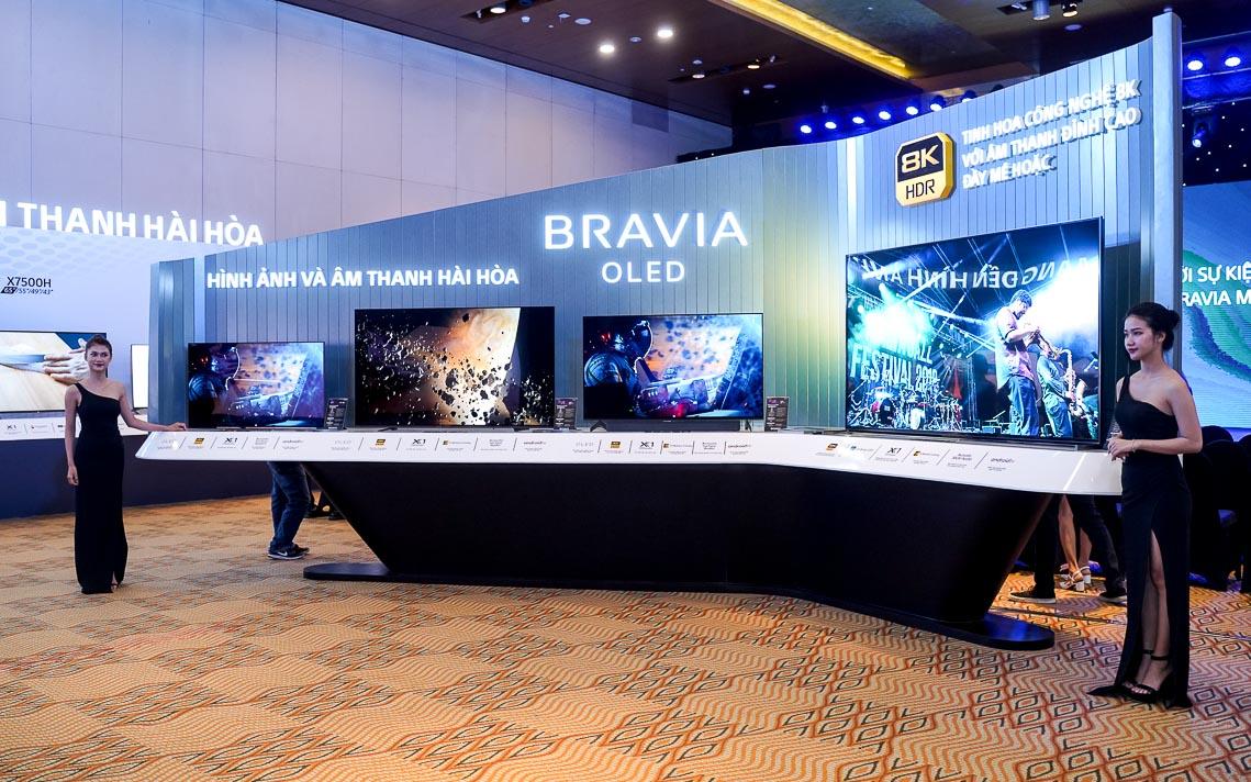 Sony trình làng loạt TV Sony Bravia cao cấp mới 2020 tại Việt Nam - 14