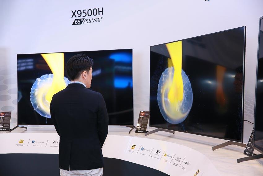 Sony trình làng loạt TV Sony Bravia cao cấp mới 2020 tại Việt Nam