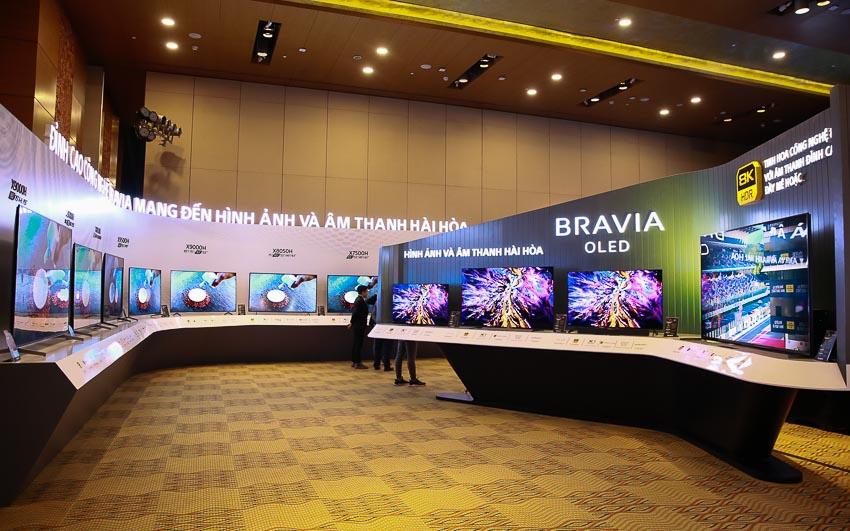 Sony trình làng loạt TV Sony Bravia cao cấp mới 2020 tại Việt Nam - 3