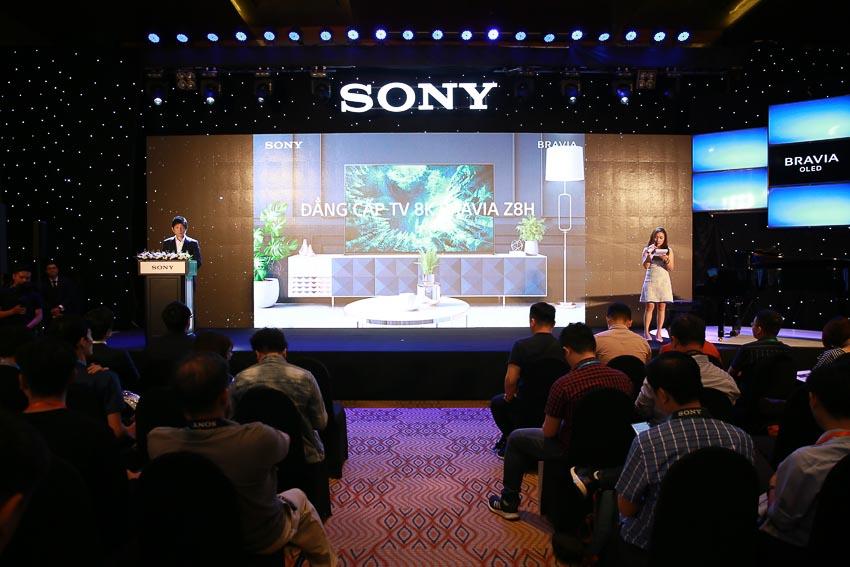 Sony trình làng loạt TV Sony Bravia cao cấp mới 2020 tại Việt Nam - 6