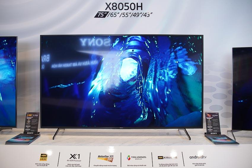 Sony trình làng loạt TV Sony Bravia cao cấp mới 2020 tại Việt Nam - 8