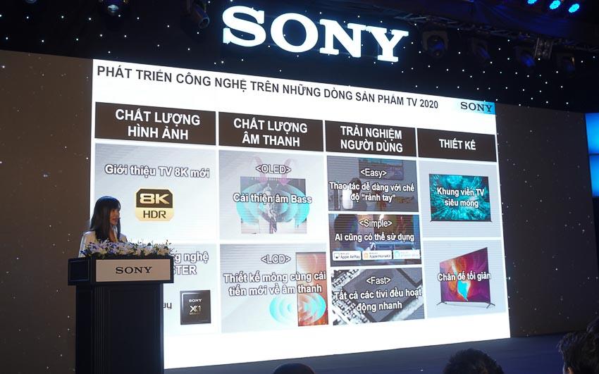 Sony trình làng loạt TV Sony Bravia cao cấp mới 2020 tại Việt Nam - 9