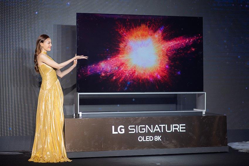 LG ra mắt thị trường Việt Nam dòng TV OLED 8K đầu tiên và duy nhất trên thế giới - 4