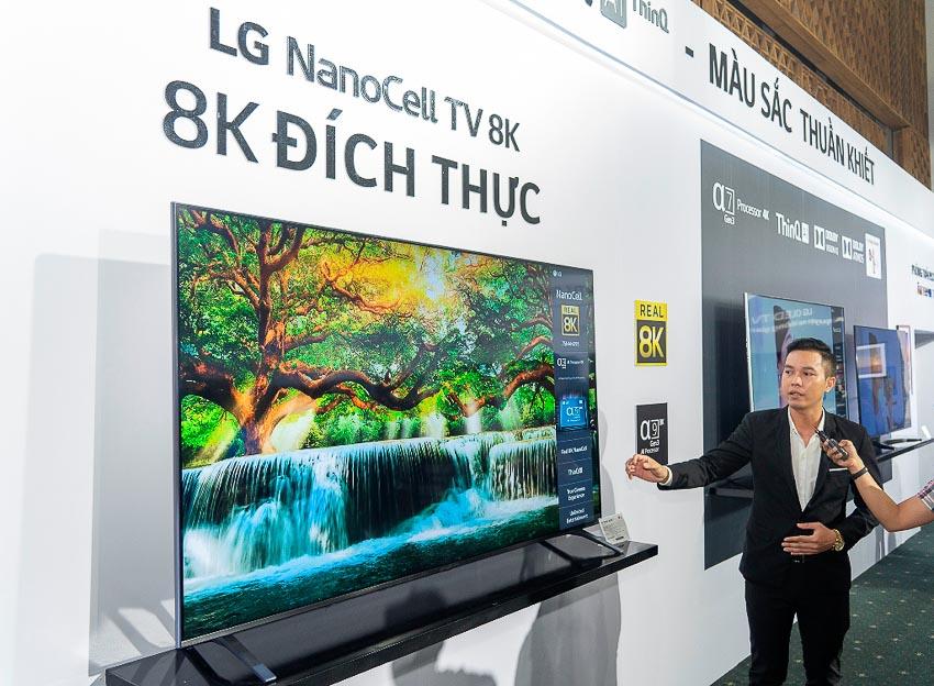 LG ra mắt thị trường Việt Nam dòng TV OLED 8K đầu tiên và duy nhất trên thế giới - 5