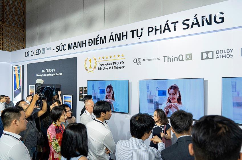 LG ra mắt thị trường Việt Nam dòng TV OLED 8K đầu tiên và duy nhất trên thế giới - 6