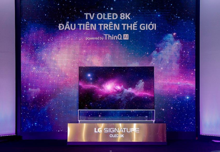 LG ra mắt thị trường Việt Nam dòng TV OLED 8K đầu tiên và duy nhất trên thế giới - 7