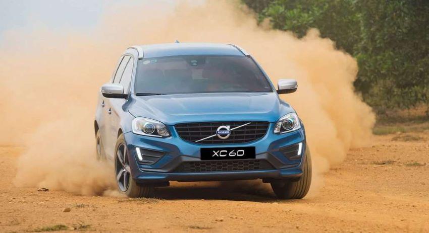 dây đai an toàn Volvo