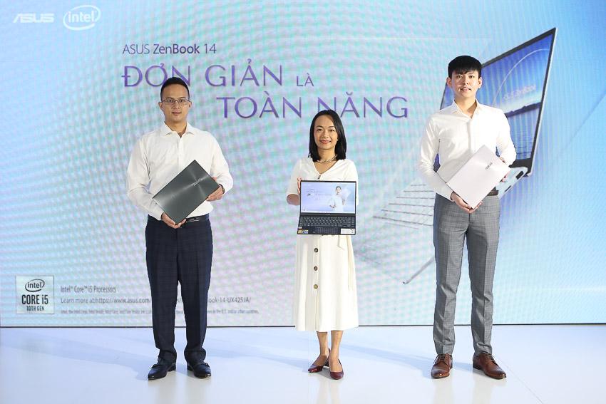 ASUS giới thiệu ZenBook 14 UX425, laptop 14-inch mỏng nhất thế giới với đầy đủ cổng kết nối - 4