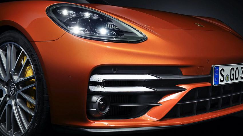 Porsche Panamera 2021 khả năng tăng tốc như siêu xe - 10
