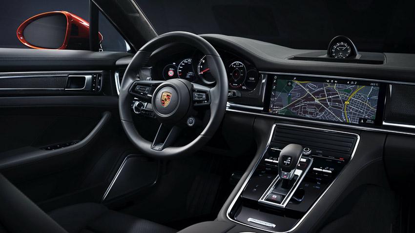 Porsche Panamera 2021 khả năng tăng tốc như siêu xe - 11