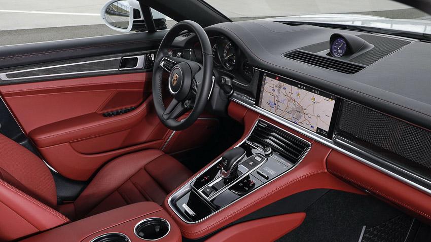 Porsche Panamera 2021 khả năng tăng tốc như siêu xe - 14