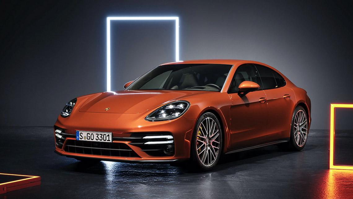 Porsche Panamera 2021 khả năng tăng tốc như siêu xe - 16