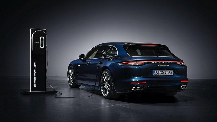 Porsche Panamera 2021 khả năng tăng tốc như siêu xe - 4