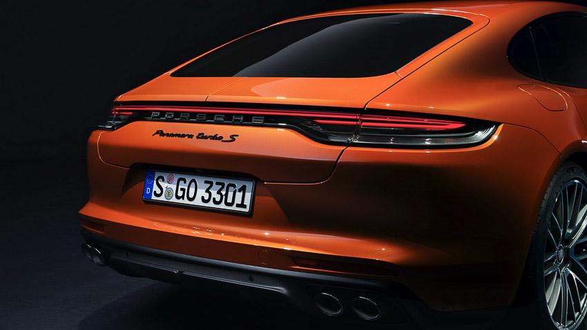 Porsche Panamera 2021 khả năng tăng tốc như siêu xe - 8