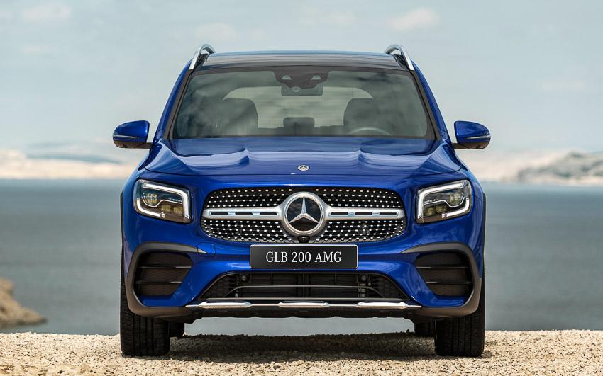 Mercedes-Benz Việt Nam ra mắt GLB 200 AMG, cá tính khác biệt với 7 chỗ ngồi 19