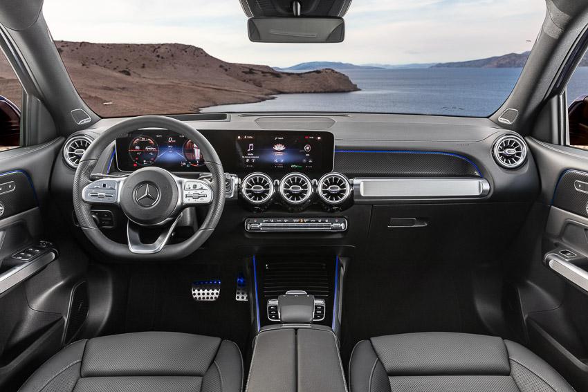 Mercedes-Benz Việt Nam ra mắt GLB 200 AMG, cá tính khác biệt với 7 chỗ ngồi 24