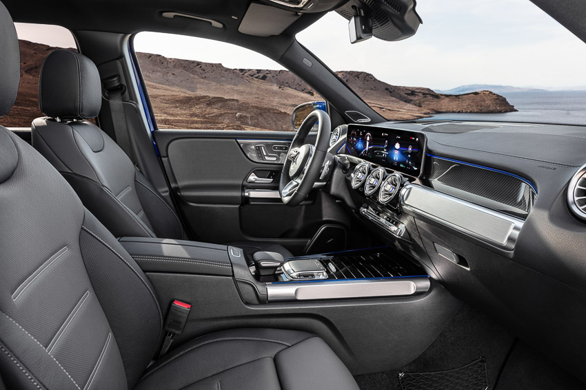 Mercedes-Benz Việt Nam ra mắt GLB 200 AMG, cá tính khác biệt với 7 chỗ ngồi 25