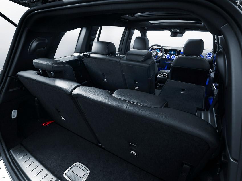 Mercedes-Benz Việt Nam ra mắt GLB 200 AMG, cá tính khác biệt với 7 chỗ ngồi - 8