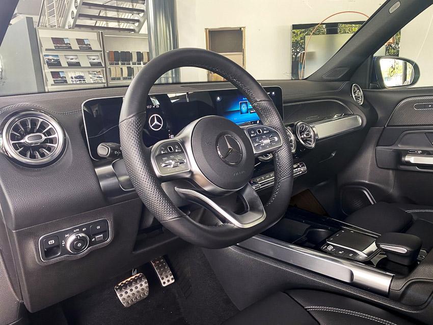 Mercedes-Benz Việt Nam ra mắt GLB 200 AMG, cá tính khác biệt với 7 chỗ ngồi 29