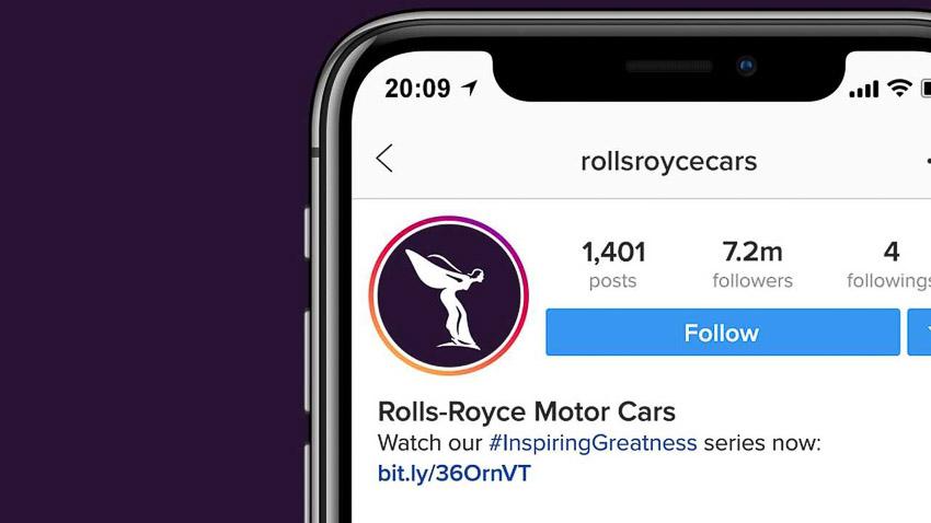 Vì sao Rolls-Royce thay đổi nhận diện thương hiệu sang tím đậm Purple Spirit sau 20 năm? - 6