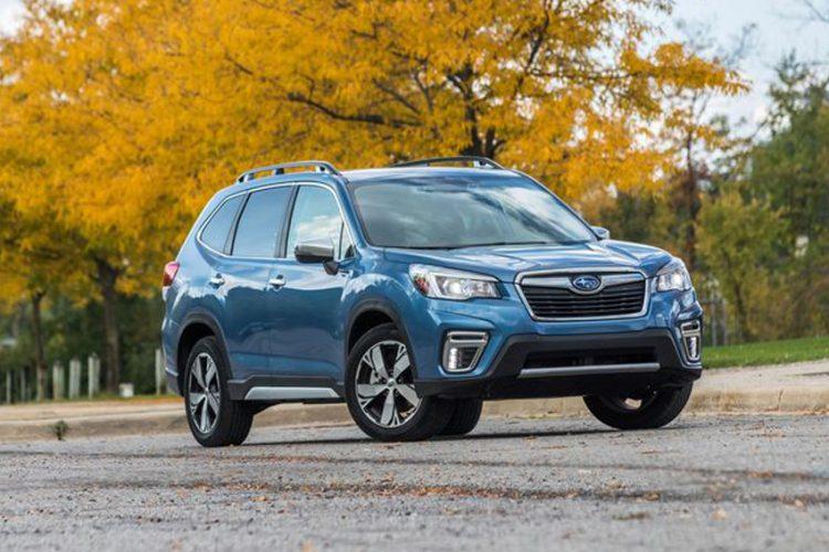 Subaru Việt Nam Ưu đãi đặc biệt tháng 8 cho khách hàng mua Subaru Forester | DoanhnhanPlus.vn
