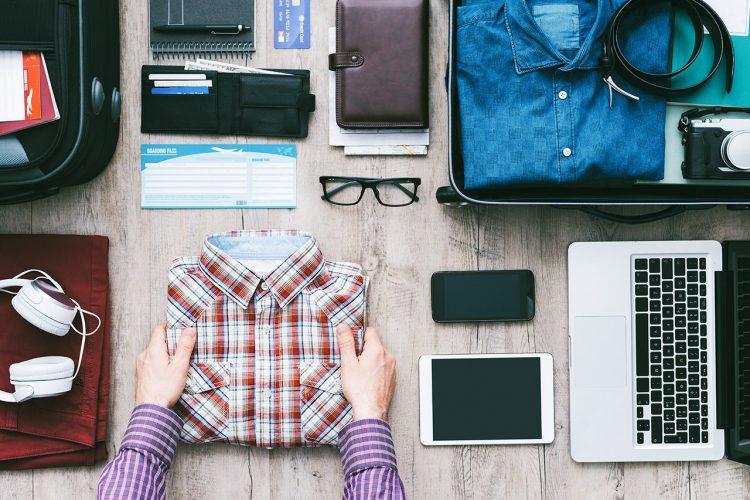 10 gợi ý giúp sắp xếp hành lý gọn nhẹ khi đi du lịch -2