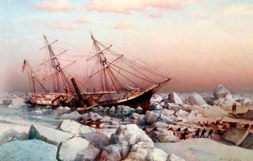 10 câu chuyện khó tin về việc sinh tồn ở Bắc Cực -7