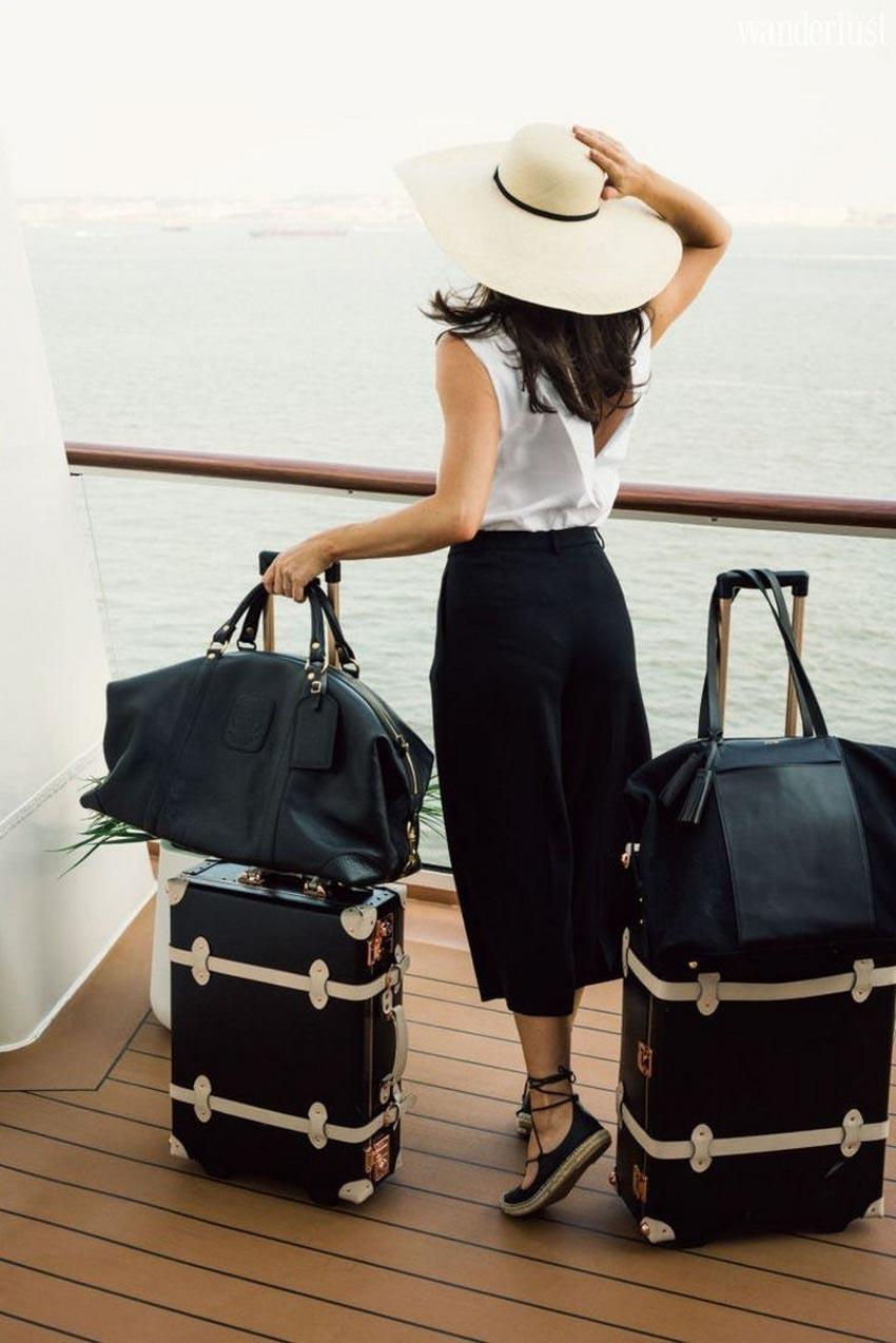 10 gợi ý giúp sắp xếp hành lý gọn nhẹ khi đi du lịch -1