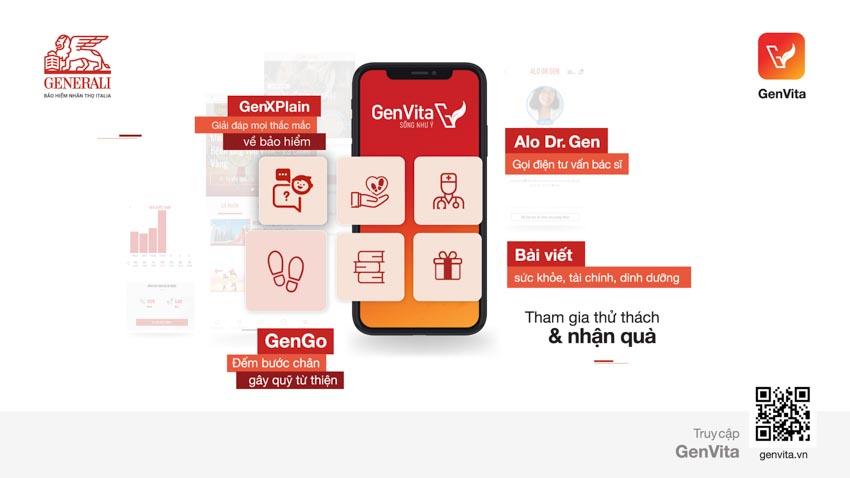 Generali ra mắt tính năng hỏi đáp về bảo hiểm 'GenXPlain' -1
