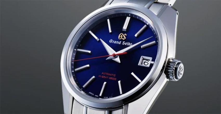 Grand Seiko kỷ niệm 60 năm với đồng hồ 'siêu nhân' phiên bản giới hạn - 3