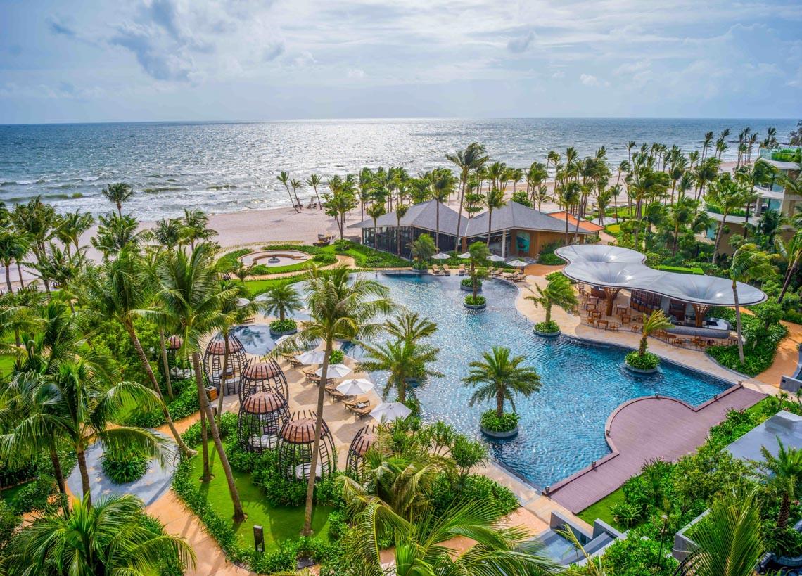 Khu nghỉ dưỡng InterContinental Phu Quoc Long Beach và chiến dịch toàn cầu 'Clean Promise' của tập đoàn IHG -2