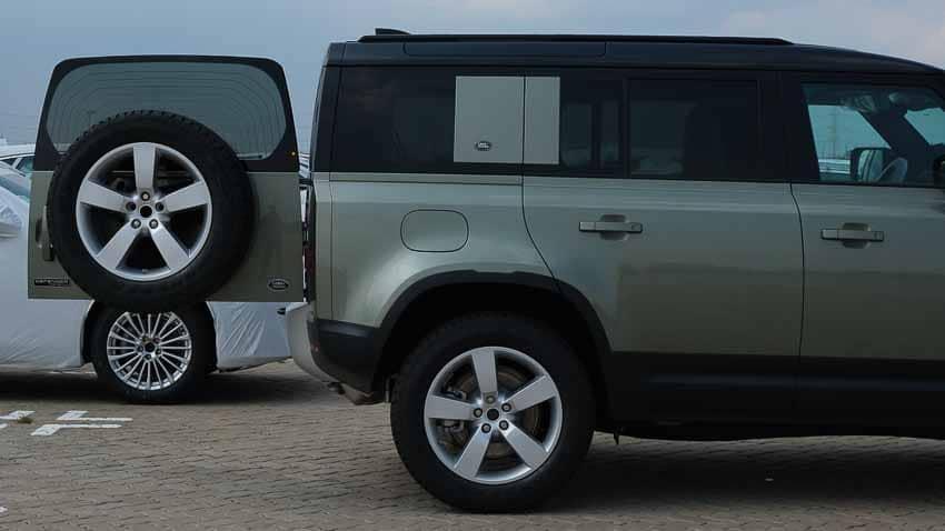 Land Rover Defender mới đã xuất hiện tại Việt Nam-4