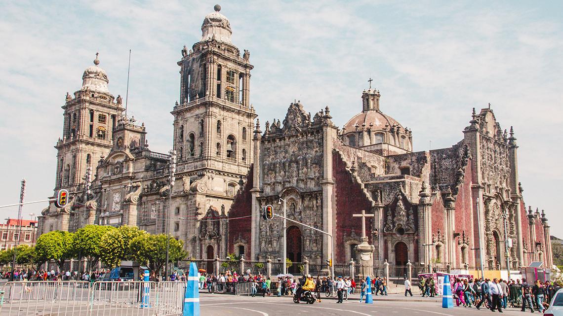 Kỳ quan cổ bên dưới bề mặt thành phố Mexico City hiện đại -02