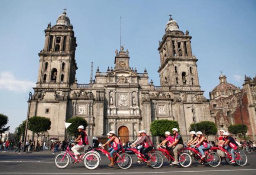Kỳ quan cổ bên dưới bề mặt thành phố Mexico City hiện đại -03