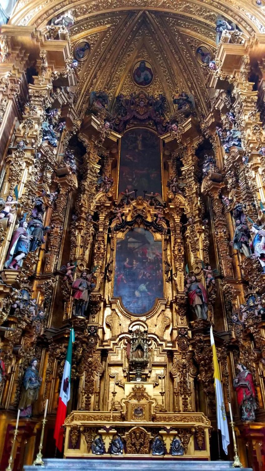 Kỳ quan cổ bên dưới bề mặt thành phố Mexico City hiện đại -08
